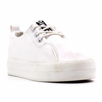 New York Sneakers Amy Low Cut Shoes(WHITE)