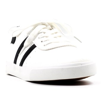 New York Sneakers Austin Low Cut Shoes (WHITE)