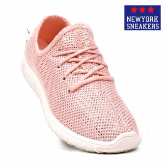 New York Sneakers Cassius Rubber Shoes(PINK)