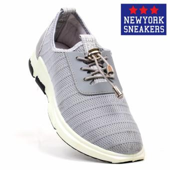 New York Sneakers Holly Rubber Shoes - K01(GREY)