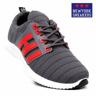 New York Sneakers Kent Rubber Shoes(GREY)