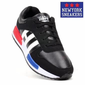 New York Sneakers Lucy Rubber Shoes(BLACK)