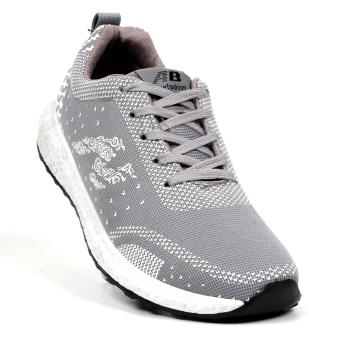 New York Sneakers Perry Rubber Shoes(GREY)