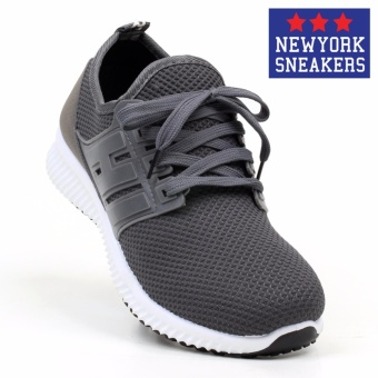 New York Sneakers Tanner Rubber Shoes(GREY)
