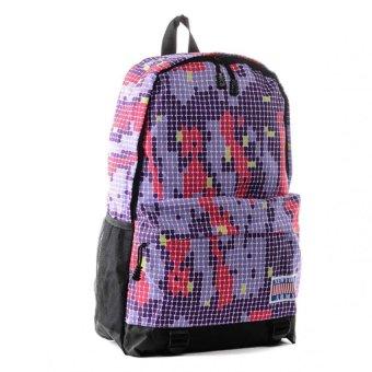 Newyork Army Cool Pixie Backpack (Purple) - 2