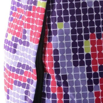 Newyork Army Cool Pixie Backpack (Purple) - 3