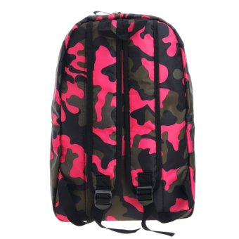 Newyork Army N7280 Camouflage Backpack (Pink) - 2