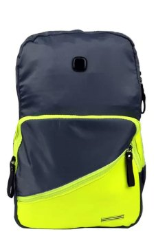 Nick 240 Backpack (Grey) With Free LED Watch (Assorted Color)
