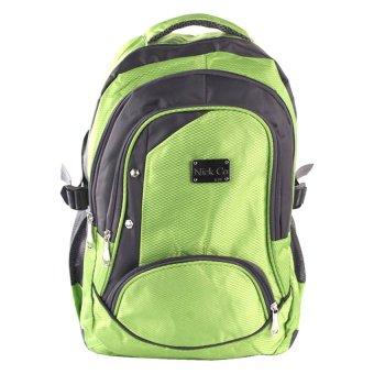 Nick Co 1189 Backpack (Green)