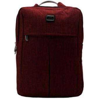 Nick Co 1662 Backpack (Maroon) Price Philippines