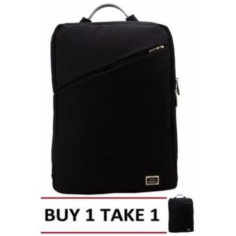 Nick Co 1663 Backpack (Black) BUY1TAKE1 Price Philippines