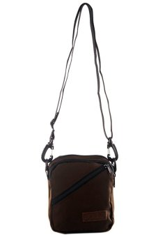 NICK Co Men's 225 Sling Bag (Brown) Price Philippines