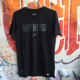 Nike autumn New style round neck breathable casual I T-shirt men's Top