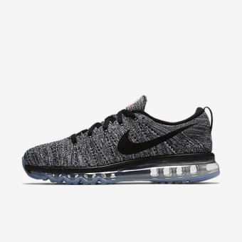 NIKE MEN FLYKNIT AIR MAX RUNNING SHOE BLACK 620469-105 US7-11 02' -intl