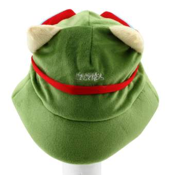 OH LOL league of legends Teemo One Size Cosplay Party Warm Hat Army Green New Price Philippines