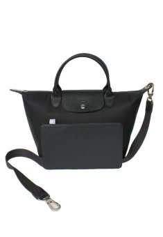 Ohmybag Base Shaper for Longchamp small neo short handle in black - 2