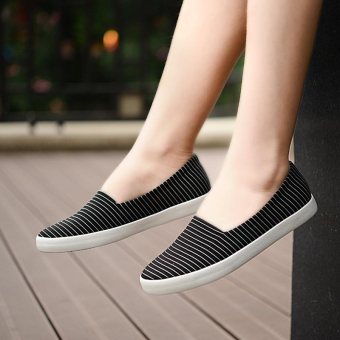 Old Beijing female New pregnant women shoes Shoes (Female Models + Black)