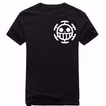 One Piece-Trafalgar T-Shirt (Black)