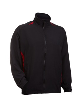 OREN SPORT 100% High density Windbreaker Jacket Longsleeve(Red/Black) - intl - 4