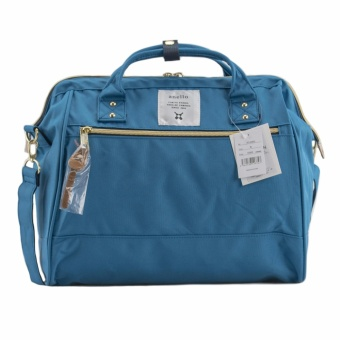 Original Anello Polyester Boston Bag AT-H0852 (Blue)