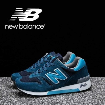 Original Balance Women's and Men's M1300 Running Shoe Fashion RetroSneakers Unisex Classic Casual NB Navy Blue M1300 Running Shoes -intl Price Philippines