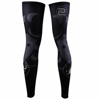 Outdoor Sports Bike Cycling Leggings Windproof Knee Sleeve WarmerCuff Covers - 3