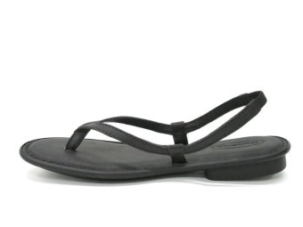 Outland Casey Sandals (Black Shn/Black)