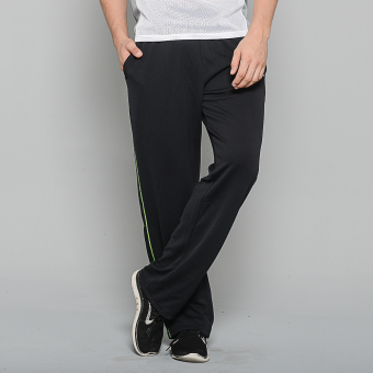 Outperformer Running Pants with Extra Stretch and Dryperform Technology (Black)