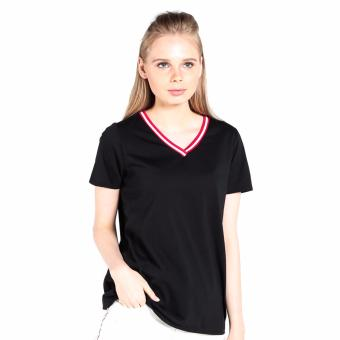 OXYGEN Relaxed Fit Tee (Black) Price Philippines