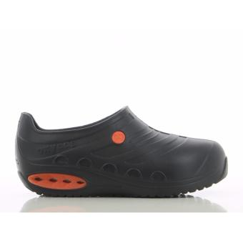 Oxypas OXYSAFE (Black) Unisex Clogs / Safety Shoes with Toe Cap forKitchen, Chef & Food Industry Professionals Price Philippines