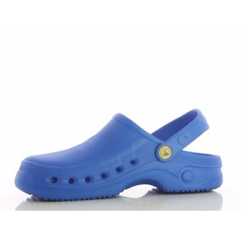 Oxypas SONIC (Blue) Unisex Clogs Shoes for Doctors, Nurses, Medical& Healthcare Professionals, Hospital, Chef, Kitchen, Spa,Laundry, Hotel, Beauty & Wellness Personnel - 4