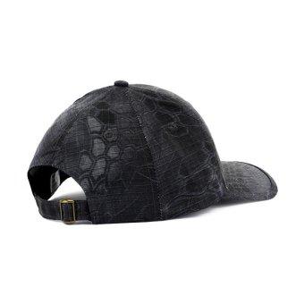 PAlight Outdoor Caps Visor Tactical Camouflage Printed Hat Sun-shading Baseball Cap - intl - 2