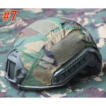 PAlight Outdoor Sports Gear Fast Helmet Cover Hat - intl Price Philippines