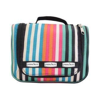 Parachute Cosmetic Pouch (Multicolor)