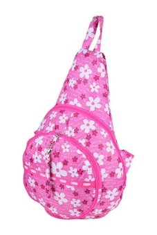 Parachute She Loves Me Empanada Backpack (Pink) - picture 2