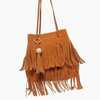 Parisian Ladies Taina Tote Bag (Tan)