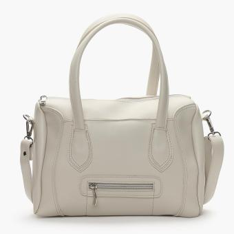 Parisian Ladies Udela Hand Bag (Bone) Price Philippines