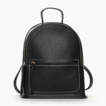 Parisian Ladies Veluz Backpack (Black)