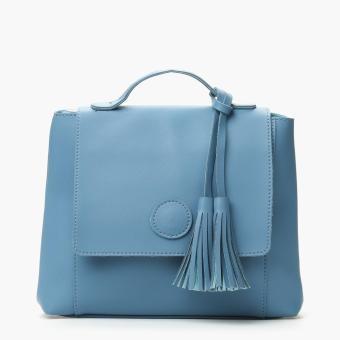 Parisian Ladies Yury Backpack (Periwinkle)