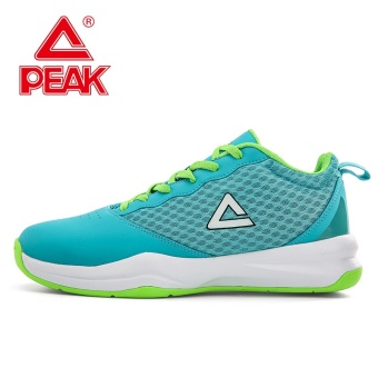 PEAK basketball shoes breathable mesh for the new low Summer Gamesall-match men wear sports shoes and leisure shoes - intl