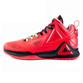 Peak e34323a contact Customer Service have a surprise hight-top basketball shoes (Red)
