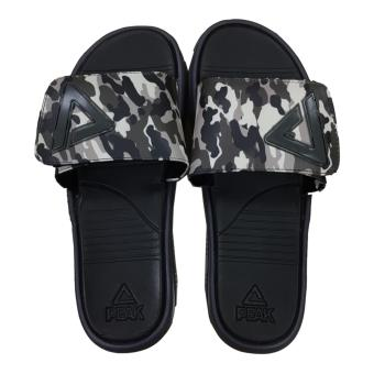 Peak Men's Basketball Sports Sandals [Black/Grey] S20168BG