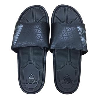 Peak Men's Basketball Sports Sandals [Black] S20169B