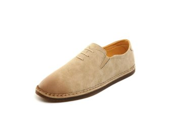 Peas Shoes: Men's Casual Shoes, Moccasin-gommino, Driving Shoes,Soft and Comfortable - intl