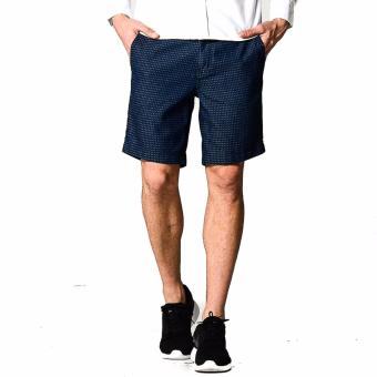 Penshoppe Regular Fit Shorts (Blue)