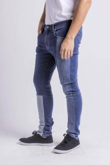 Penshoppe Skinny Fit Jeans (Blue) - 3