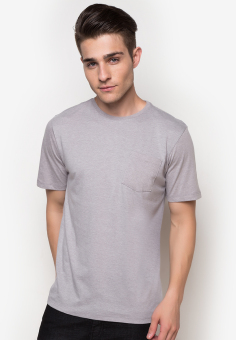 Perfect Pocket Tees Grey Price Philippines