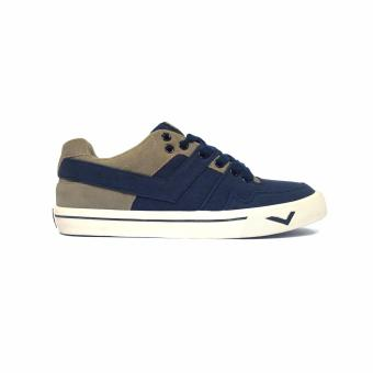 PONY MEN'S CLASSIC ARCHIVE - ATOP (DRESS BLUE/SENECA ROCK)