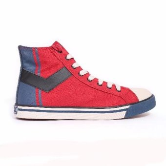 PONY MEN'S - SHOOTER HIGH (JESTER RED/BELUGA)