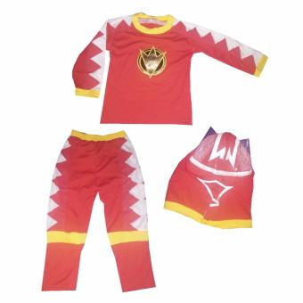 Power Rangers Costume (1-9 Years Old) Price Philippines